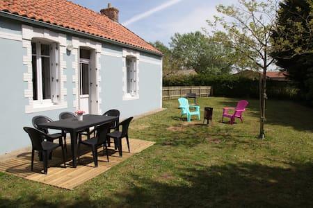 Maison St Brevin au calme 4km plage - Saint-Brevin-les-Pins