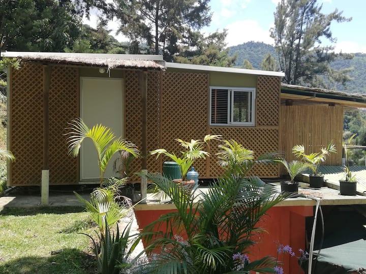 PIEDRA PARAISO, bamboo villa #3