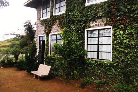Gal Bangalawa Nuwaraeliya bungalow - Nuwara Eliya - Bungalow