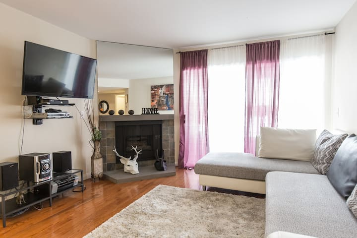 A COMFY Room & 40%Off Ur Car Rental - Los Angeles - Daire