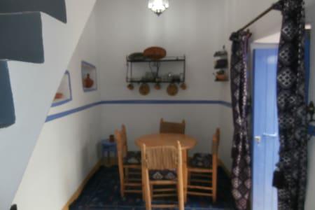 Maison berbère tout confort - Sidi Ifni