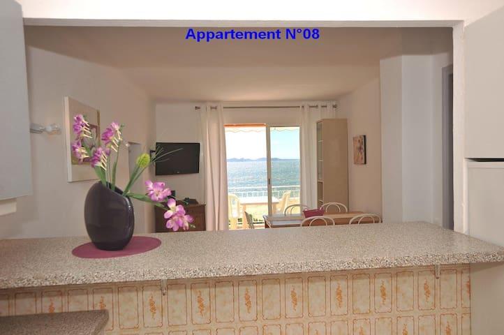 VILLA L'ENSOLEILLADE - Appartement N°8