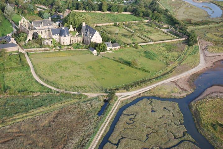 Moulin de l'Abbaye - Paimpol - Natur-Lodge