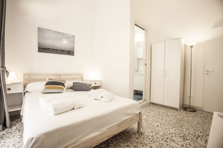 Casa Mediterraneo 1 - Spacius double bedroom - Taormina