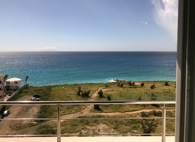 Gorgeous Ocean view modern condo  1BR 1 1/2 BTH