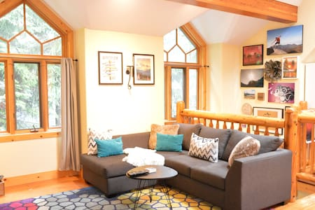Perfect Whistler Getaway With Hot Tub - Whistler - Haus