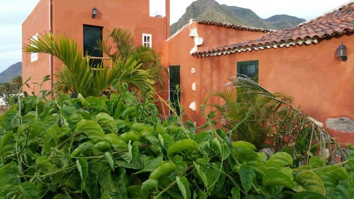 Casa Típica Canaria siglo XVIII