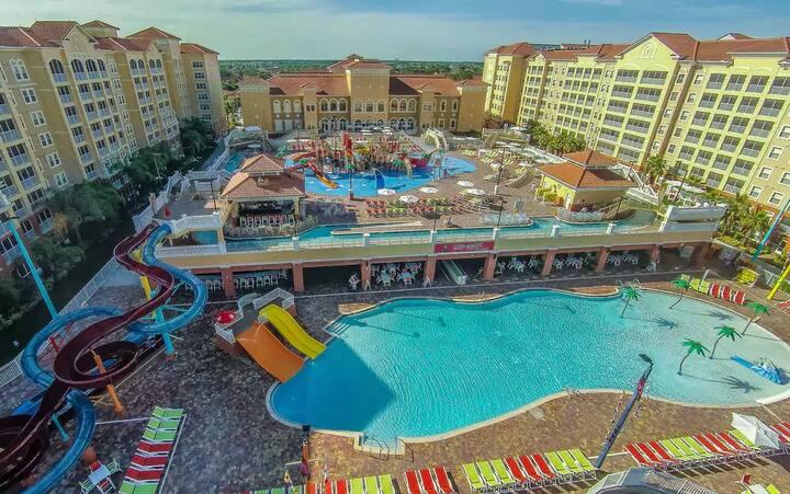 Westgate Vacation Resort Villas water park