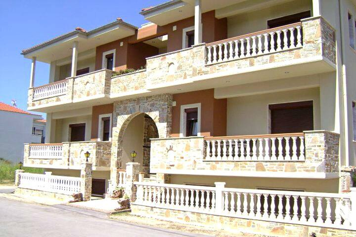 Villa Angel Luxury Apartment 2 - Thasos