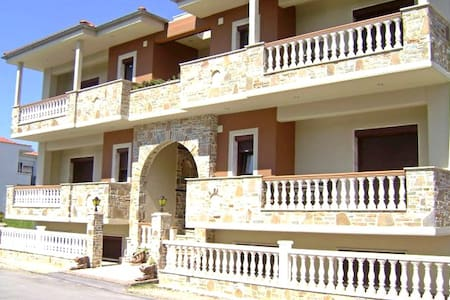 Villa Angel Luxury Apartment 2 - Thasos - Pis