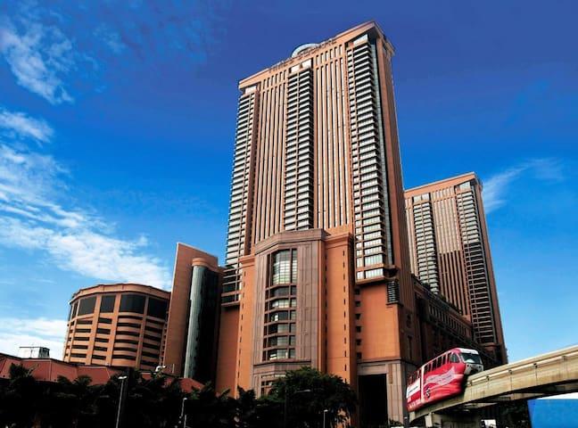 Berjaya Times Square @ Clean&Nice with Wifi - Kuala Lumpur - Apartment