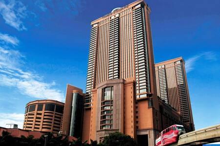 Berjaya Times Square @ Kuala Lumpur City with Wifi - Κουάλα Λουμπούρ - Διαμέρισμα