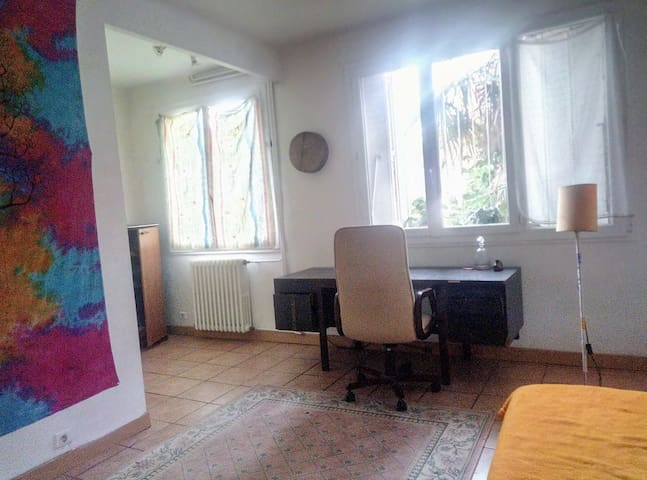 Nice, pleasant room