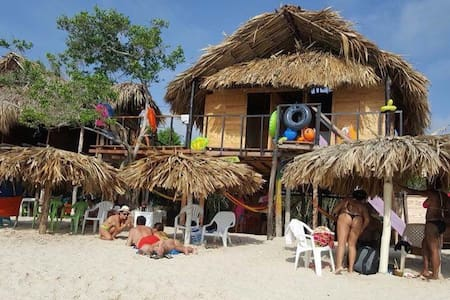 Shekinah-eco-hostel beautifulcabaña - Cartagena