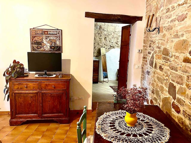 Apartment in the center of Assisi