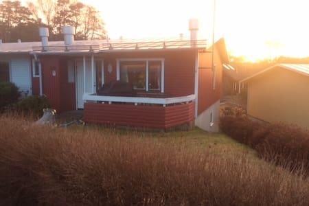 House near the ocean and Göteborg - Stenungsund - Townhouse
