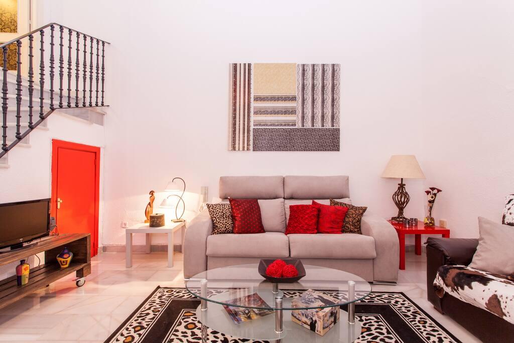 Luxury apartment in  Barrio Santa Cruz