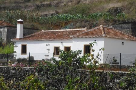 Casa tradicional en zona tranquila - Puntallana