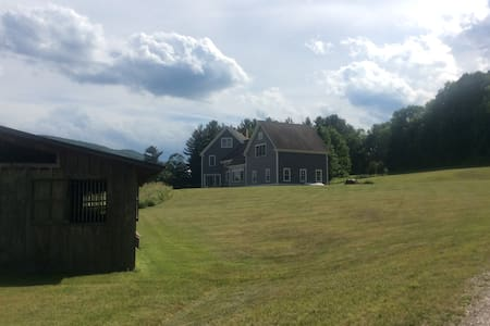Country home close to Jiminy Peak and Williams! - Williamstown