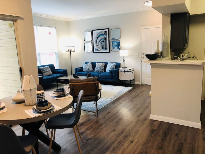 A homey place just for you | 1BR in Houston