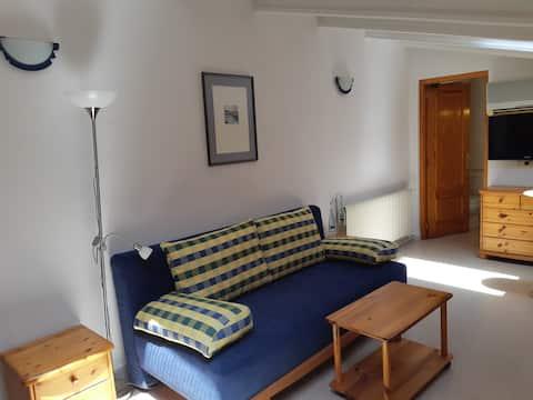 Hyggelig loftsleilighet i Alcudia for en rimelig pris.