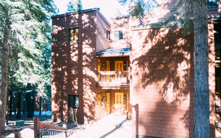 Northstar Ski in/out condo with 2 bedrooms and 2 baths, pet friendly