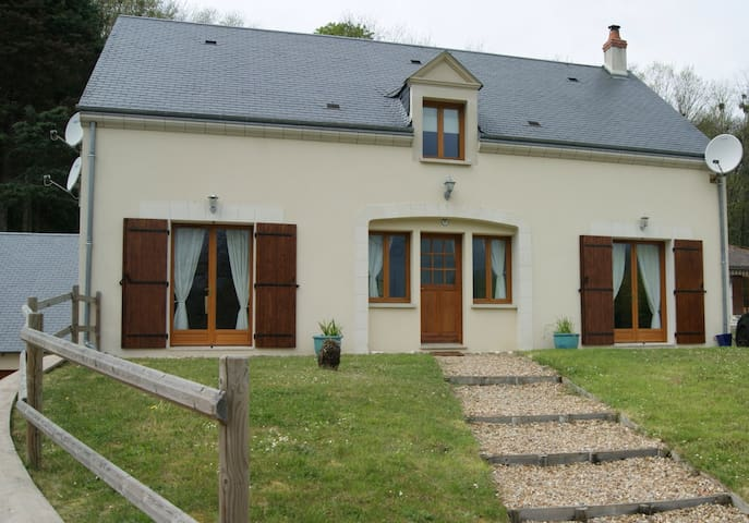 Beauval Chambre -  Zoo B&B - Seigy - Bed & Breakfast