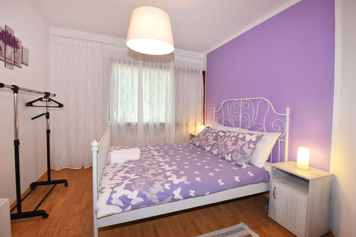 Studio apartment for two persons in Poreč, Jasna 4
