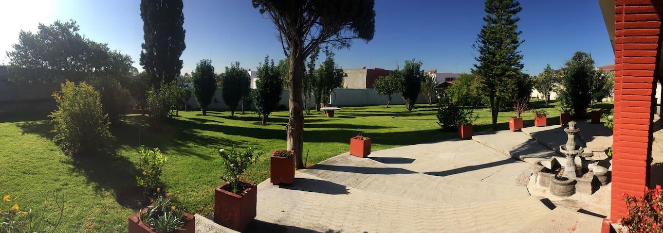Casa de campo cerca de la ciudad - Heroica Puebla de Zaragoza - Maison