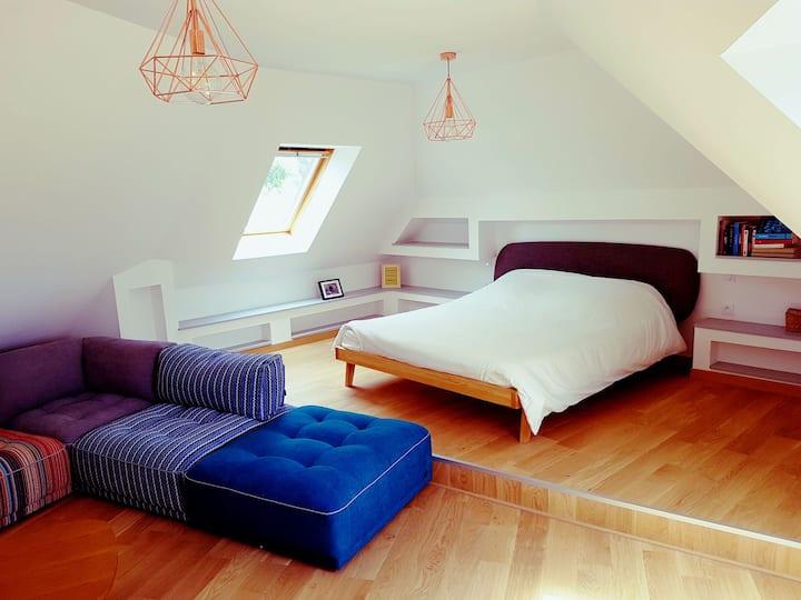 Votre chambre à Plaintel près de Saint-Brieuc (#)