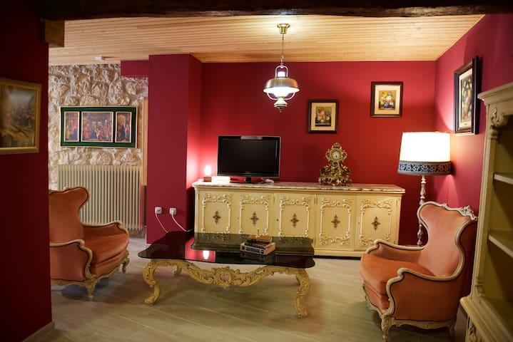 Estada de l'Urgell, 15 personas - Mafet - Casa
