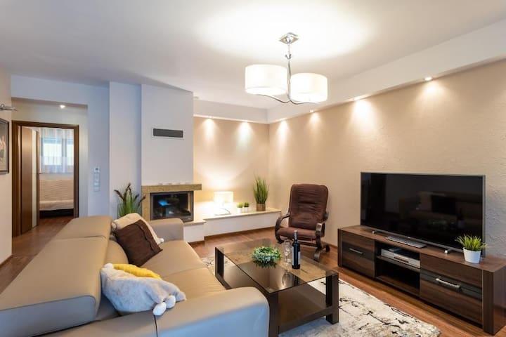 Apartament Rodzinny- sauna, jacuzzi, swimming pool