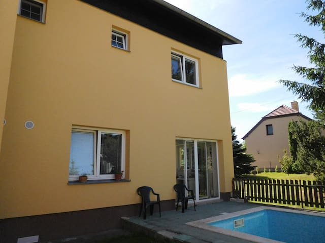 Ideal place for family with children, centre 7 km