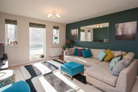 Luxury two bedded/2 bath apartment in lovely town - Berkhamsted - Apartment