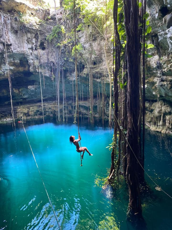 Hacienda San Lorenzo Oxman with Cenote!