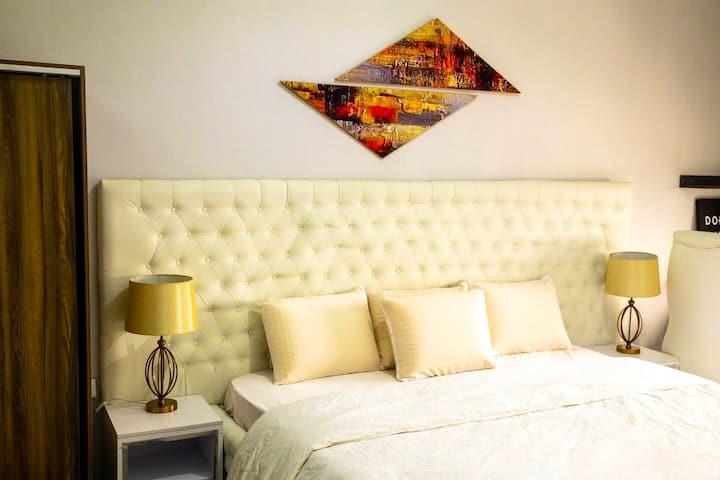 Well Furnished, Classic Studio Apartment- Lekki 1