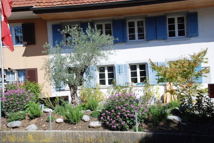 Wohnen im Dorfzentrum - Wallbach - Haus