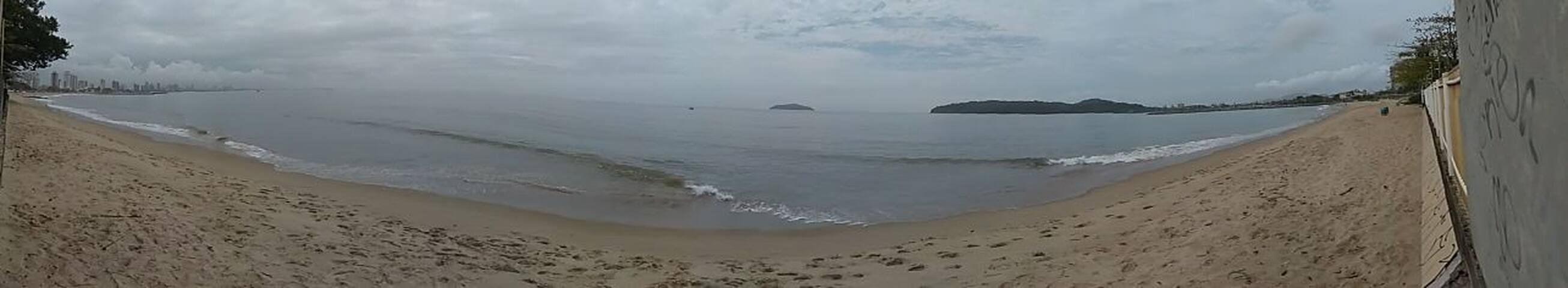 Conforto, mar é o meu quintal, Beto Carrero 8 km,