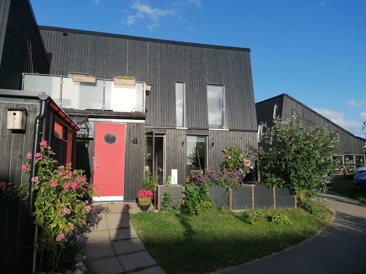 Family friendly house near Roskilde and fjords.