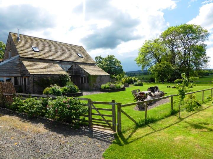Cothill Barn, nr HayOnWye, Herefordshire