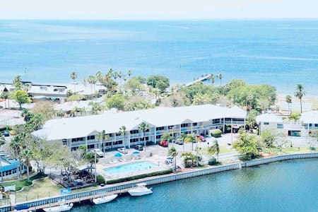 BEACH RESORT CONDO AT LITTLE HARBOR (1st fl)511