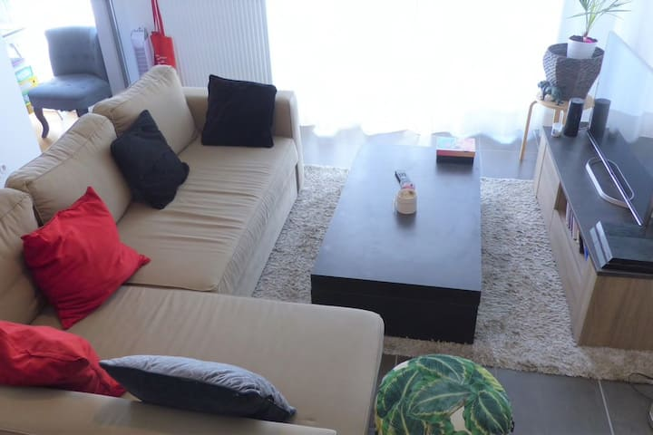 Superbe appartement proche parc Blandan