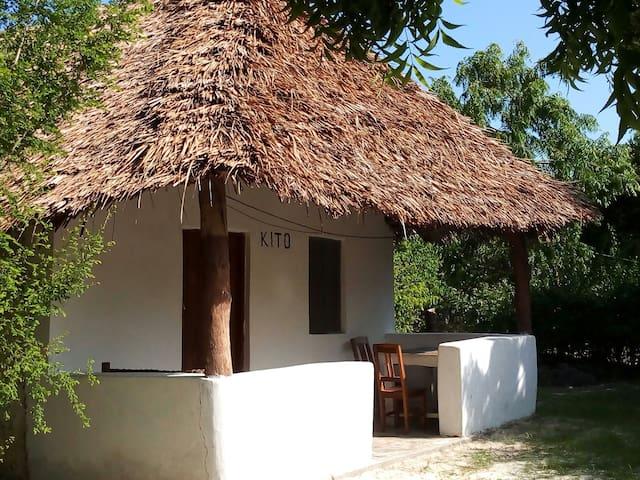 Bwejuu Garden Bungalows - Restaurant