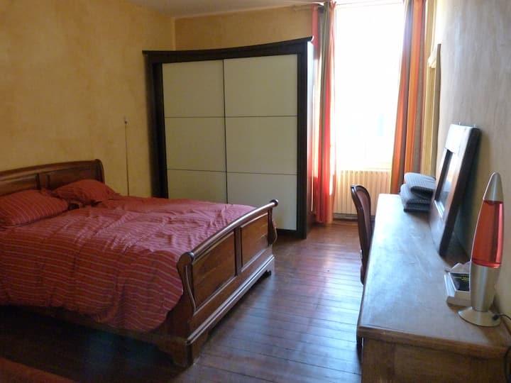 Chambre chez l'habitant entre Nantes et la mer