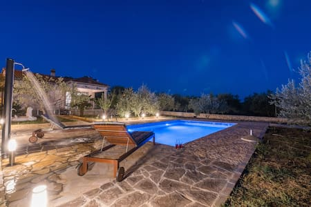 Country house with the pool Zemunik