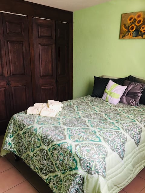 GR: Private room in Celaya, great location