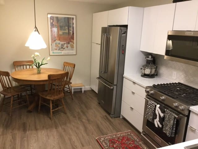 New, private, comfy. Easy to get to CSU, Old Town. - Fort Collins - Apartment