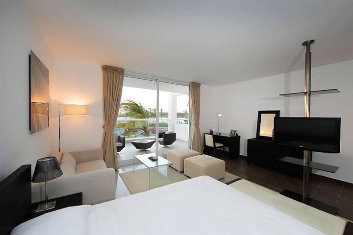 Apartamento en Playa Blanca - Panama, Rio Hato - Lejlighedskompleks
