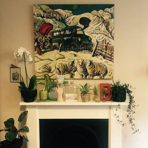 The Bruntsfield Snug, a cosy, stylish retreat. - Edimburgo - Appartamento