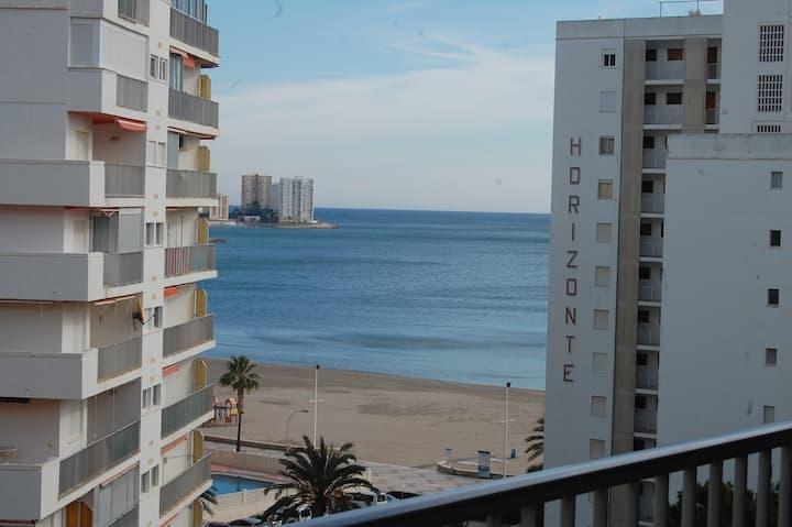 Apartamento Buima  Playa Raco  (Parking y Wifi)